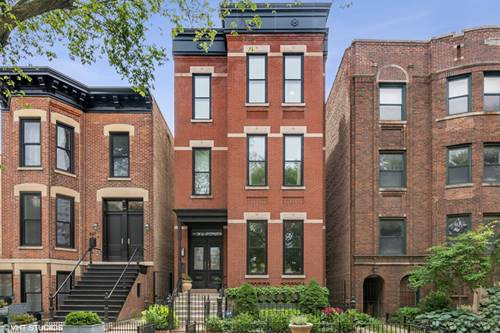 449 W Webster, Chicago, IL 60614 Lincoln Park