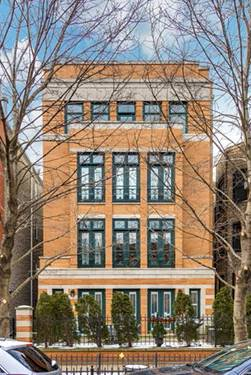 2842 N Burling Unit 1, Chicago, IL 60657 Lakeview