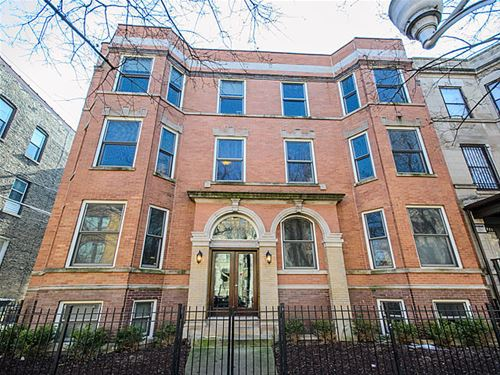 815 W Newport Unit 2F, Chicago, IL 60657 Lakeview
