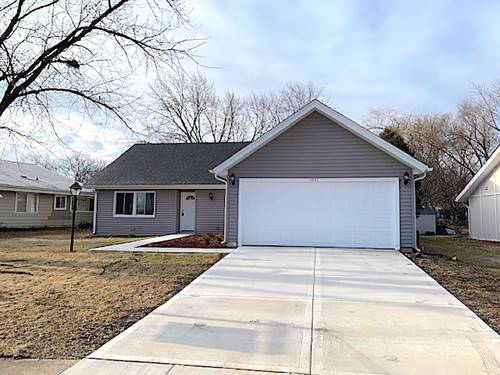 1541 W Beverly, Hanover Park, IL 60133
