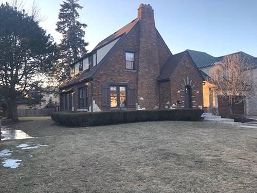 728 N Merrill, Park Ridge, IL 60068