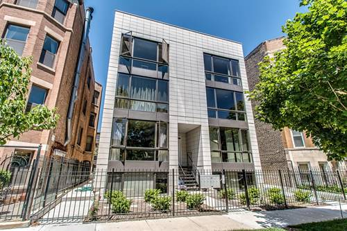 2324 W Huron Unit 2W, Chicago, IL 60612 Ukrainian Village