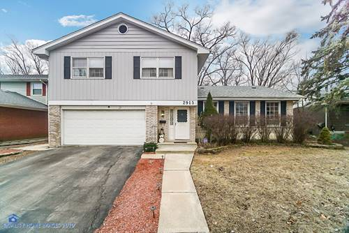 2915 Chayes Park, Homewood, IL 60430
