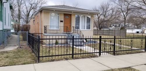 10210 S Parnell, Chicago, IL 60628
