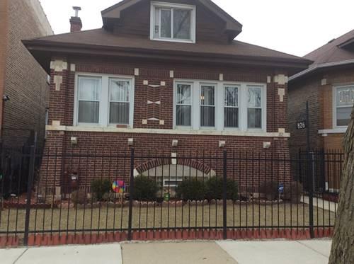 826 N Kedvale, Chicago, IL 60651 Humboldt Park
