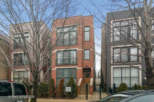 1025 N Hermitage Unit 3, Chicago, IL 60622 Noble Square