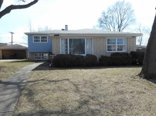 4709 W 102nd, Oak Lawn, IL 60453