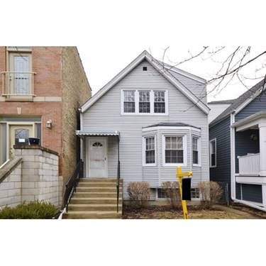2458 W Berteau, Chicago, IL 60618 Northcenter