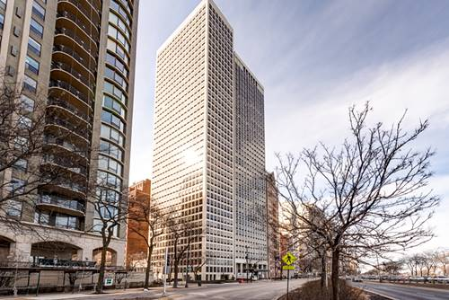 1100 N Lake Shore Unit 35A, Chicago, IL 60611 Gold Coast