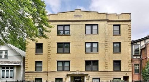 1746 W Henderson Unit G, Chicago, IL 60657 Roscoe Village