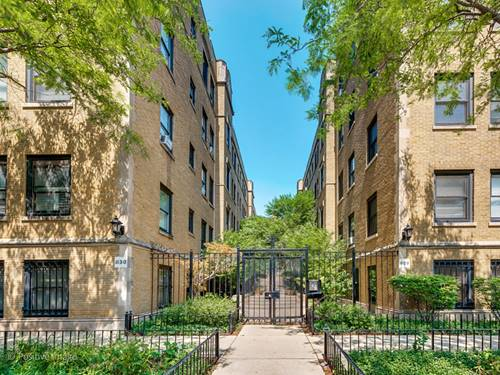 630 W Waveland Unit 3D, Chicago, IL 60613 Lakeview