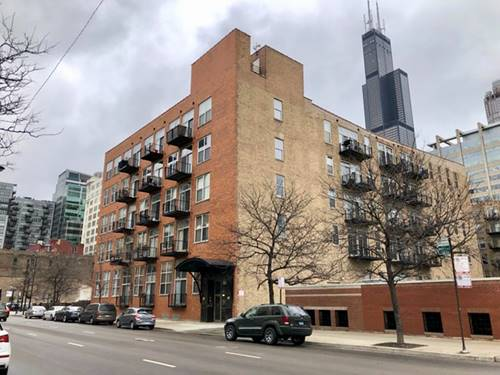 417 S Jefferson Unit 310B, Chicago, IL 60607 West Loop