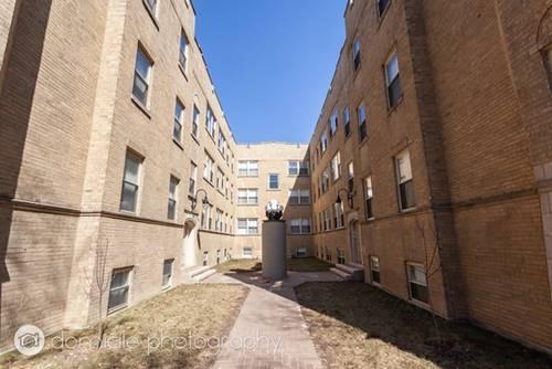 2724 W Lunt Unit 2N, Chicago, IL 60645 West Ridge