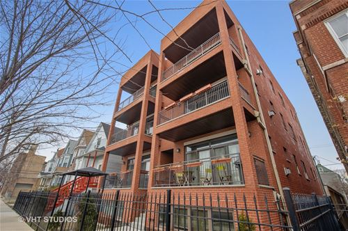 2828 N Dawson Unit 3S, Chicago, IL 60618