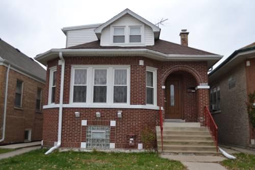 6307 W School, Chicago, IL 60634 Belmont Cragin