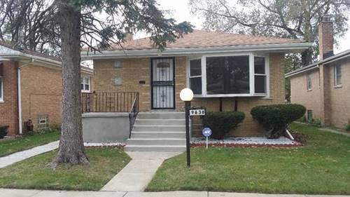 9638 S Genoa, Chicago, IL 60643 Longwood Manor