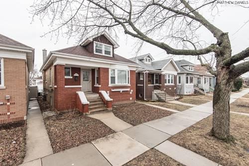 5919 W Warwick, Chicago, IL 60634 Portage Park