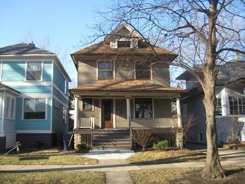 613 S Grove, Oak Park, IL 60304