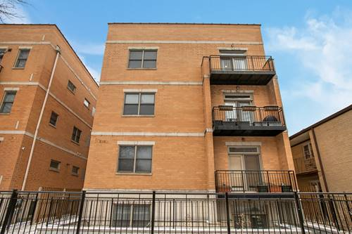 3752 W Leland Unit 3S, Chicago, IL 60625