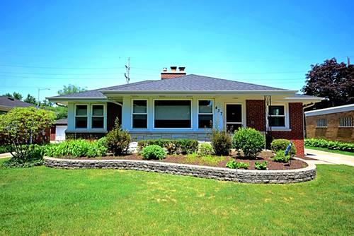 437 E Webster, Elmhurst, IL 60126