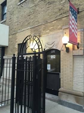 952 W Windsor Unit 3W, Chicago, IL 60640 Uptown