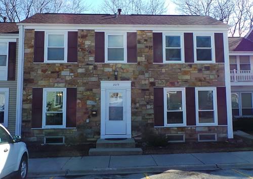 2073 Sutherland Unit 2073, Hoffman Estates, IL 60169