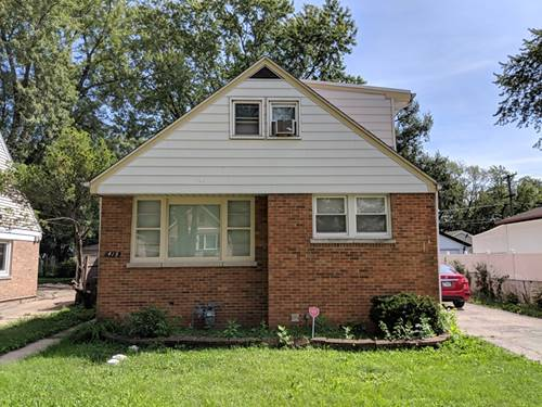 419 Hyde Park, Bellwood, IL 60104