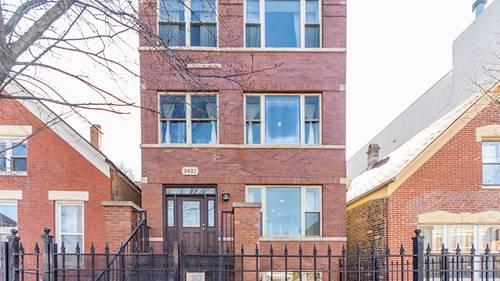 2423 W Augusta Unit 2, Chicago, IL 60622 Humboldt Park
