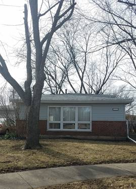 469 Springfield, Park Forest, IL 60466