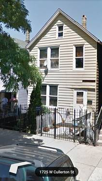 1726 W Cullerton, Chicago, IL 60608 Heart of Chicago