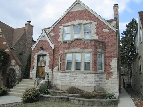 6118 W Nelson, Chicago, IL 60634 Belmont Cragin