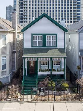 1243 S Plymouth, Chicago, IL 60605 South Loop