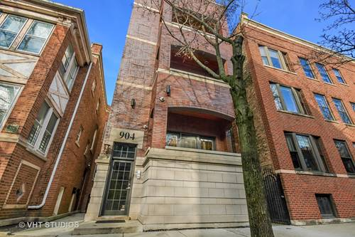 904 W Fletcher Unit 1, Chicago, IL 60657 Lakeview