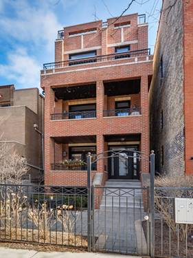 1823 N Sheffield Unit 2, Chicago, IL 60614 West Lincoln Park