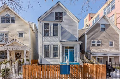 3938 N Hermitage, Chicago, IL 60613 West Lakeview