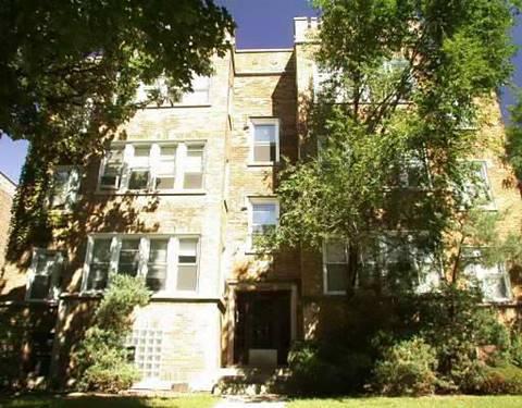 1400 W Cuyler Unit 3E, Chicago, IL 60613 Graceland West