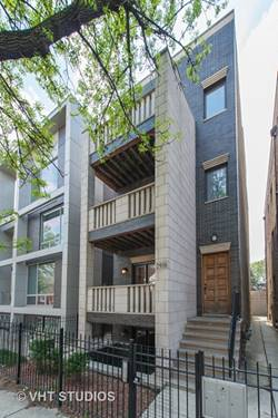 2916 N Damen Unit 2, Chicago, IL 60618 West Lakeview