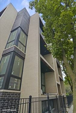 2208 N Oakley Unit 3N, Chicago, IL 60647 Bucktown