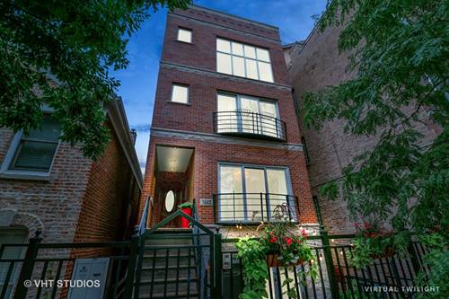 1643 W Pierce Unit 1, Chicago, IL 60622 Wicker Park