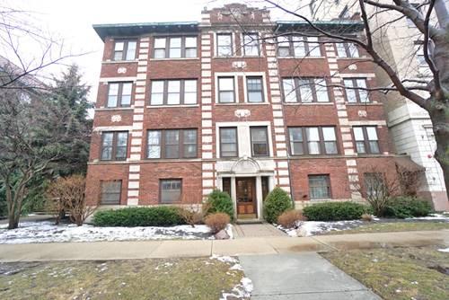 856 Hinman Unit 3N, Evanston, IL 60202