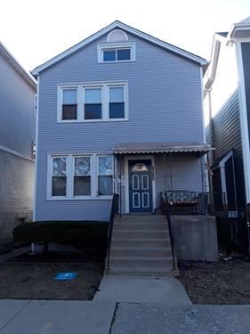 4148 N Maplewood, Chicago, IL 60618 Northcenter