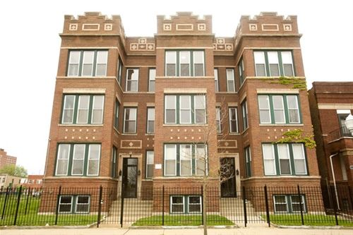 6107 S St Lawrence Unit 3, Chicago, IL 60637 West Woodlawn