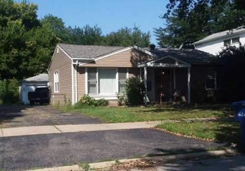 9626 S 51st, Oak Lawn, IL 60453