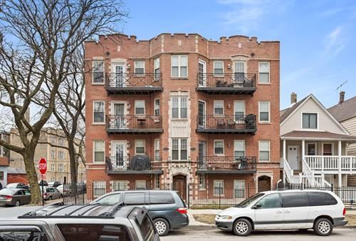 4157 N Bernard Unit 3, Chicago, IL 60618 Irving Park