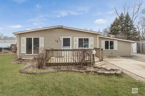 15 Durango, Montgomery, IL 60538