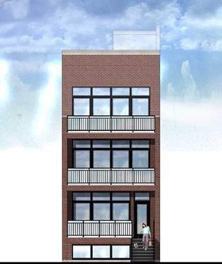 1512 N Rockwell Unit 3, Chicago, IL 60622
