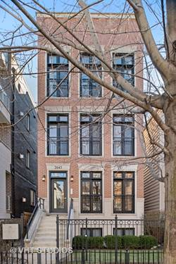 2645 N Mildred Unit 3, Chicago, IL 60614 Lincoln Park