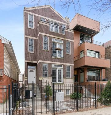 2635 W Cortez Unit 2, Chicago, IL 60622 Humboldt Park