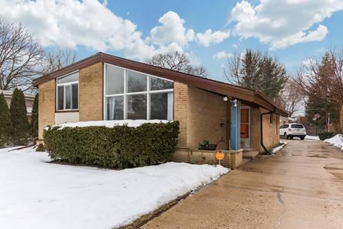 3119 Hill, Wilmette, IL 60091