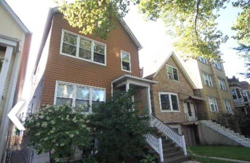 3624 N Bosworth, Chicago, IL 60613 Lakeview